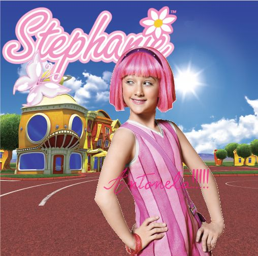 lazy town stephanie and sportacus relationship marketing