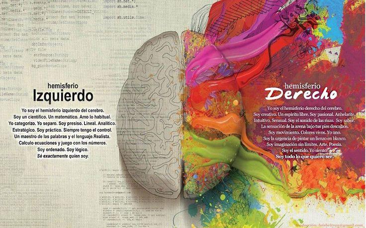 Poster de los 2 Hemisferios Cerebrales - Barcelona Alternativa