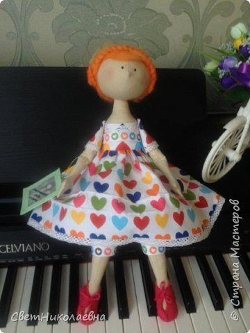 Кукла Вика фото 2