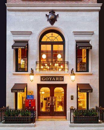 Goyard store in NY