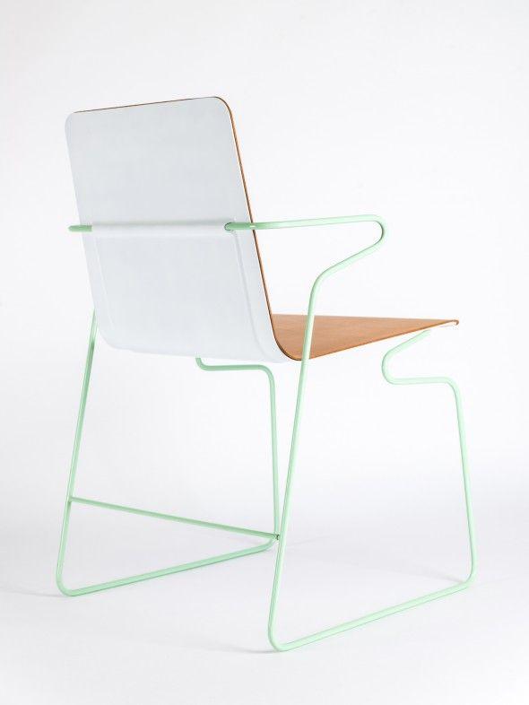 Bender Chair / Frederik Kurzweg Design Studio | AA13 – blog – Inspiration – Design – Architecture – Photographie – Art
