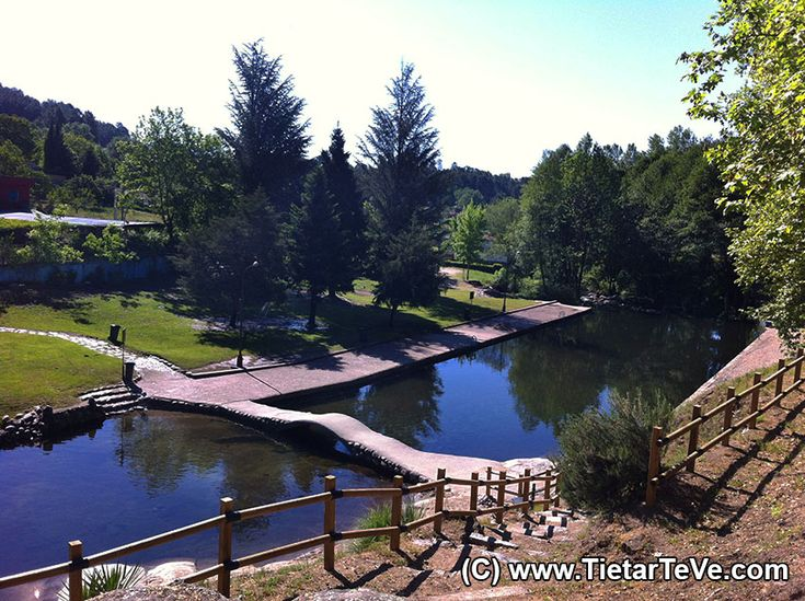 329 best arenas de san pedro valle del ti tar vila for Piscinas naturales arenas de san pedro