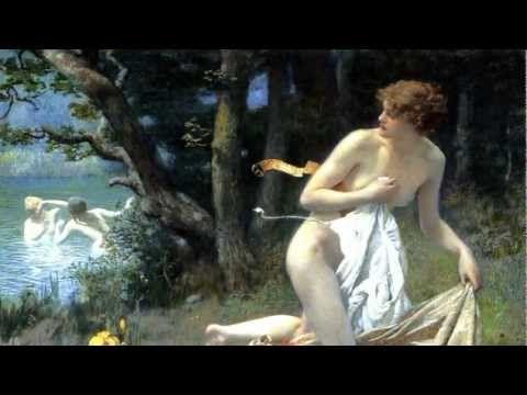 Edward Robert Hughes - Musica: Ralph Vaughan Williams - Fantasía on Greensleeves
