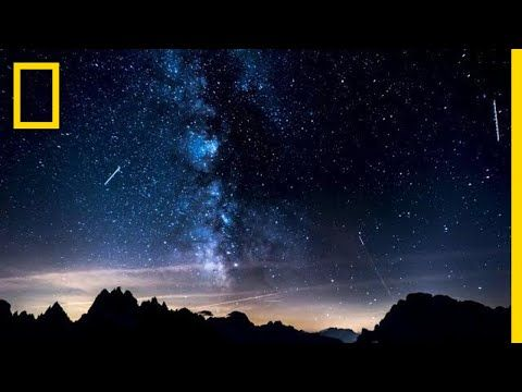 What Are Shooting Stars Get A Summary Of How Meteor Showers Form