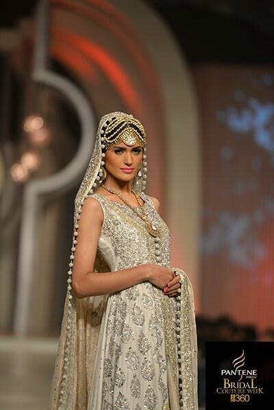 A bridal by zainab chottani