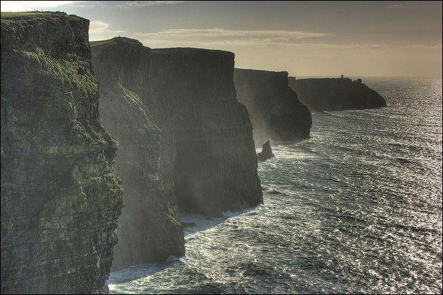 モハーの断崖(アイルランド)