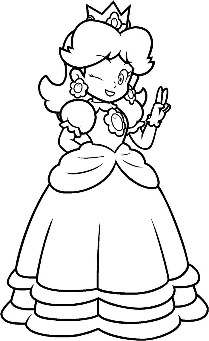 Mario-coloring-pages-daisy.jpg (700×1141)