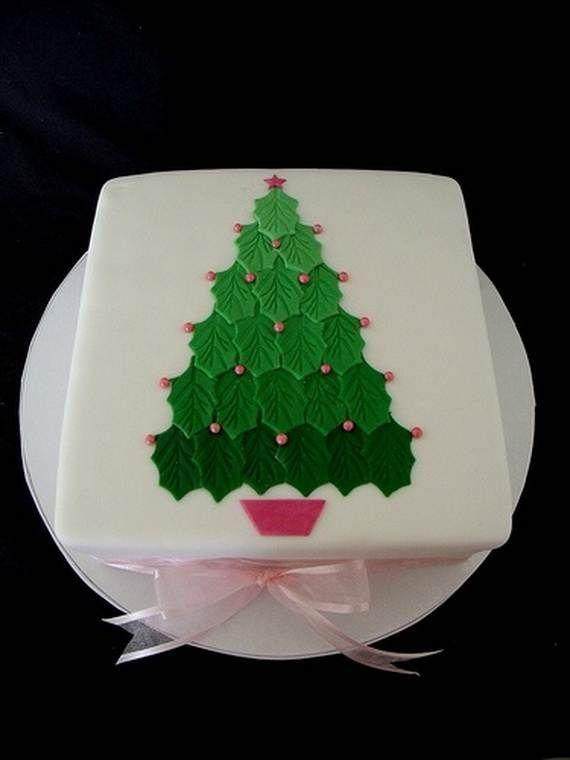 56 wunderbare Ideen für Weihnachten Kuchen dekorieren   – cake & sweets = Kuchen & Süßigkeiten