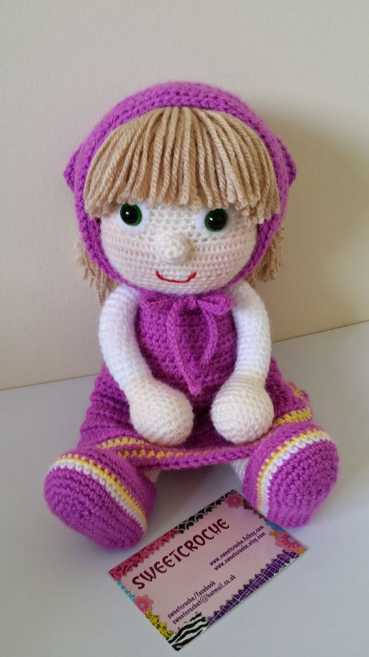 Amigurumi Keroppi Pattern : 12 Best images about Masha & the bear on Pinterest Free ...