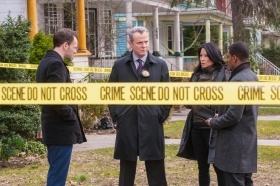 Elementary / CBS - Jonny Lee Miller ( who we loved in Eli Stone ) is always good. Lucy Liu makes this work, she is terrific.