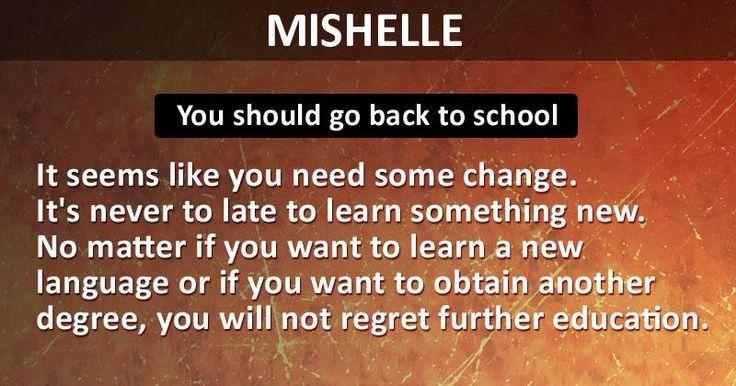 What major life change should you make?