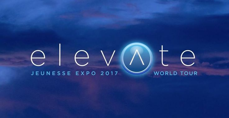 #Jeunesse is bringing #EXPO #Elevate around the globe to FIVE major cities for the first-ever EXPO World Tour! Ask me to find out if there's one in your area!