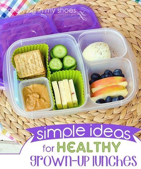 31 Lunch Ideas