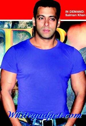 Salman Khan.....