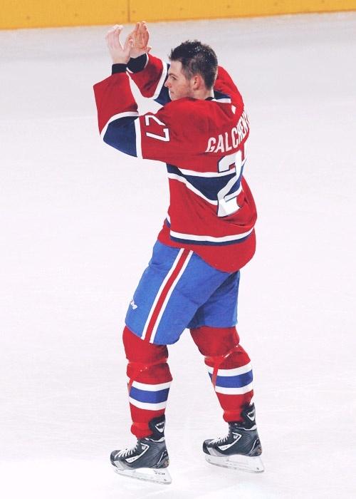 Alex Galchenyuk #27