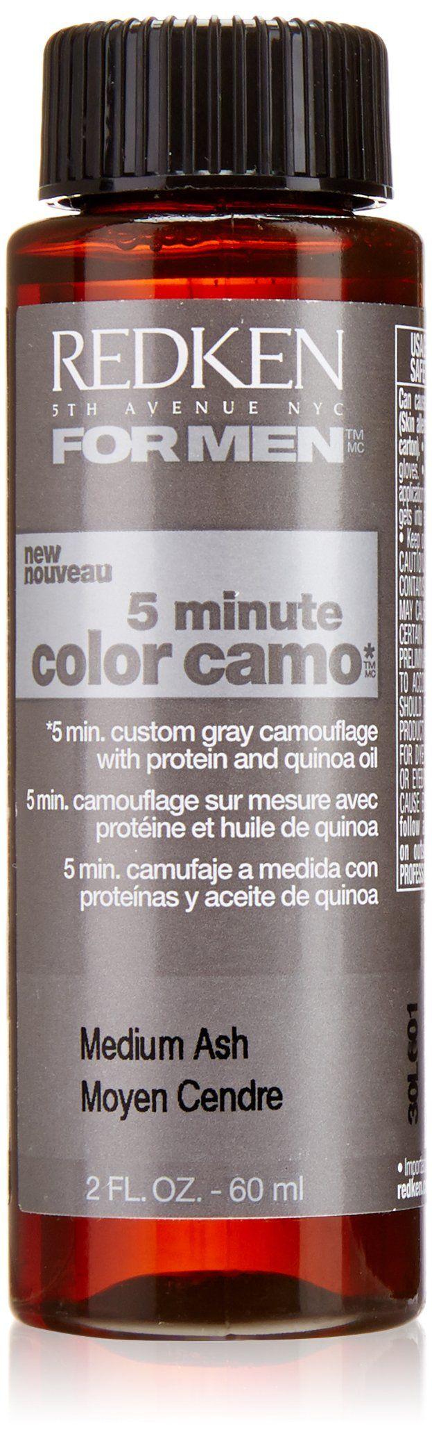 Redken  Minute Camo Hair Color Dark Natural  Ounce