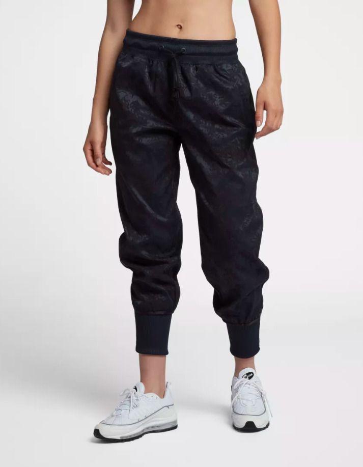 911859c443 Nike Sportswear Track Pants WOMENS Medium M BRAND NSW Dark Obsidian 941887  475  Nike