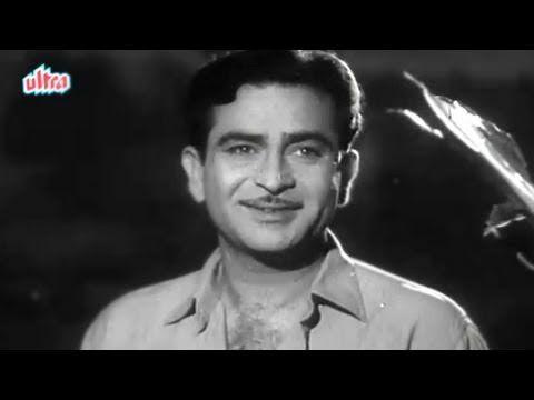 Hale Dil Hamara Jane Na - Shriman Satyawadi-Raj Kapoor, Mukesh