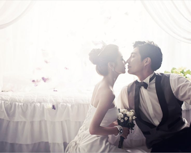 Korea Pre-Wedding Studio Photography by May Studio on OneThreeOneFour 13