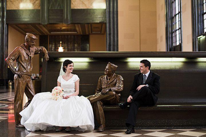 Museum Wedding Inspiration