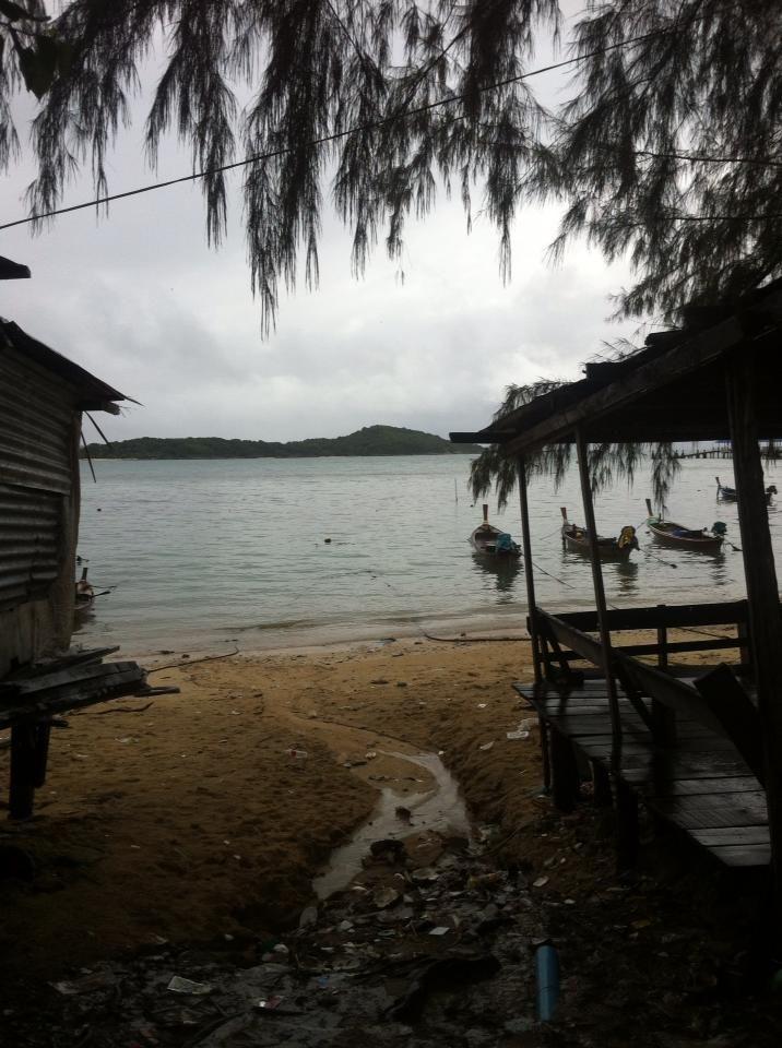 The fishing Village, Thailand