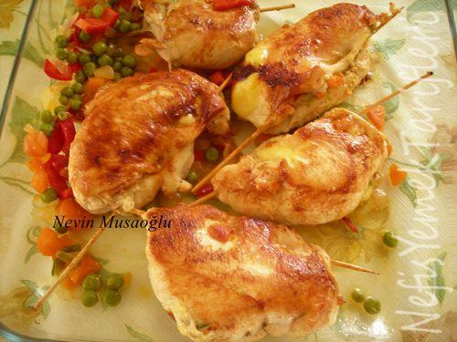 Tavuk Dolması Tarifi nasıl yapılır? 1.754 kişinin defterindeki Tavuk Dolması Tarifi'nin resimli anlatımı ve deneyenlerin fotoğrafları burada. Yazar: Nevin Musaoğlu
