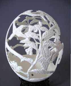 242 best images about Egg Carving on Pinterest   Sculpture ...