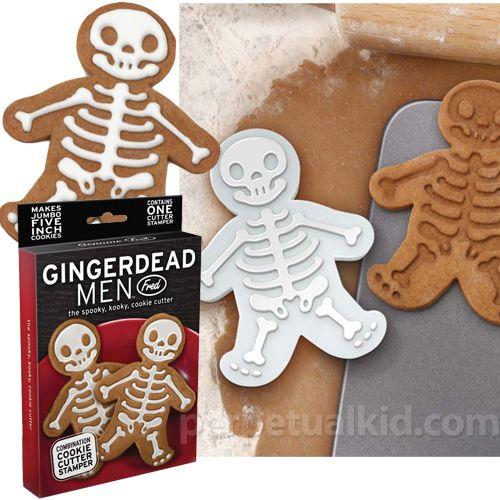halloween - gingerdead men