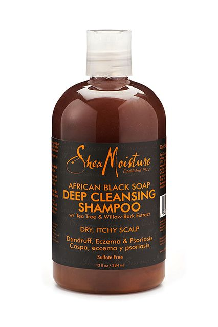 This product is amazing for scalp issues like dandruff, eczema, and psoriasis. It is sulfate-free and uses only natural and certified organic ingredients. It also removes product build-up with calm scalp irritants like tea tree oil and willow bark extract.