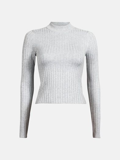 North sweater | 7171307 | Grå | BikBok | Norge