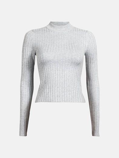 North sweater | 7171307 | Grå | BikBok | Norge