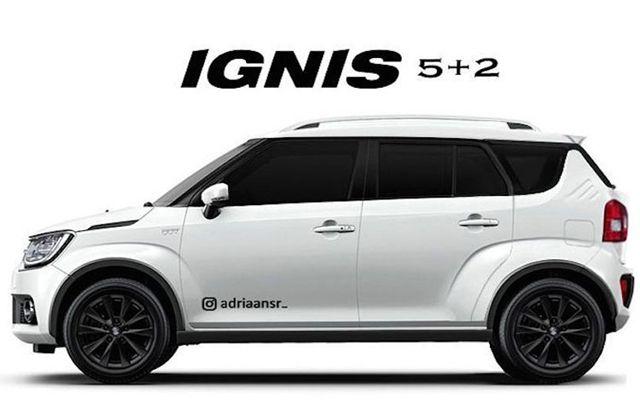 Suzuki Ignis Ini Bertampang Nyentrik Penasaran More Info Www