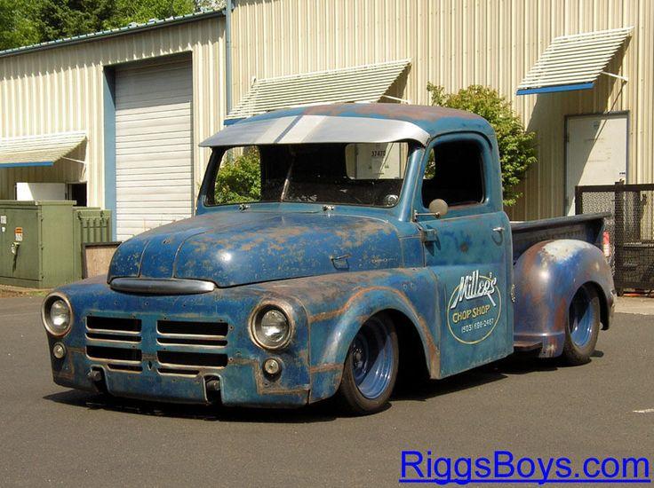 Dodge Ram Trucks >> 1948-1950 Dodge pickup. | DODGE TRUCKS | Pinterest | Dodge pickup, Dodge and Dodge trucks