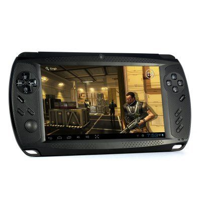 """7 Inch Android Gaming Console Tablet """"Play-Droid"""" - 1GHz CPU, 8GB Internal Memory, Emulator"""