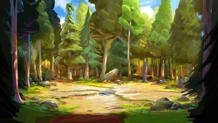 ori and the blind forest concept art ile ilgili görsel sonucu