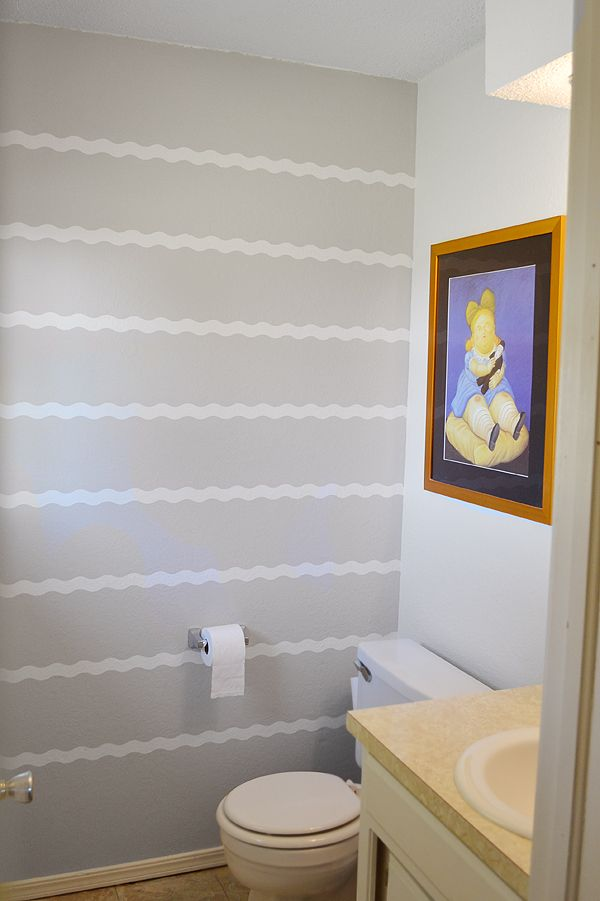 17 best ideas about wave paintings on pinterest acrylic - How to prepare bathroom walls for painting ...
