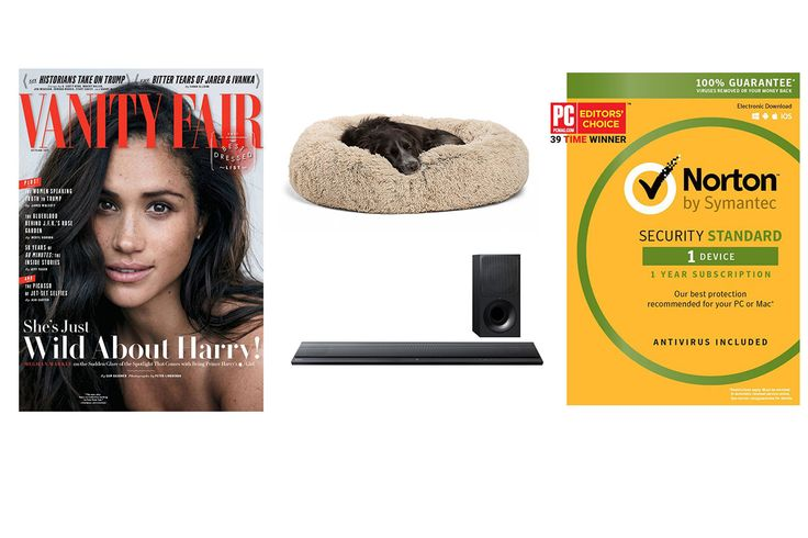 Today's Best Shopping Deals: Magazine subscriptions, Sony Sound Bar, dog bed and more