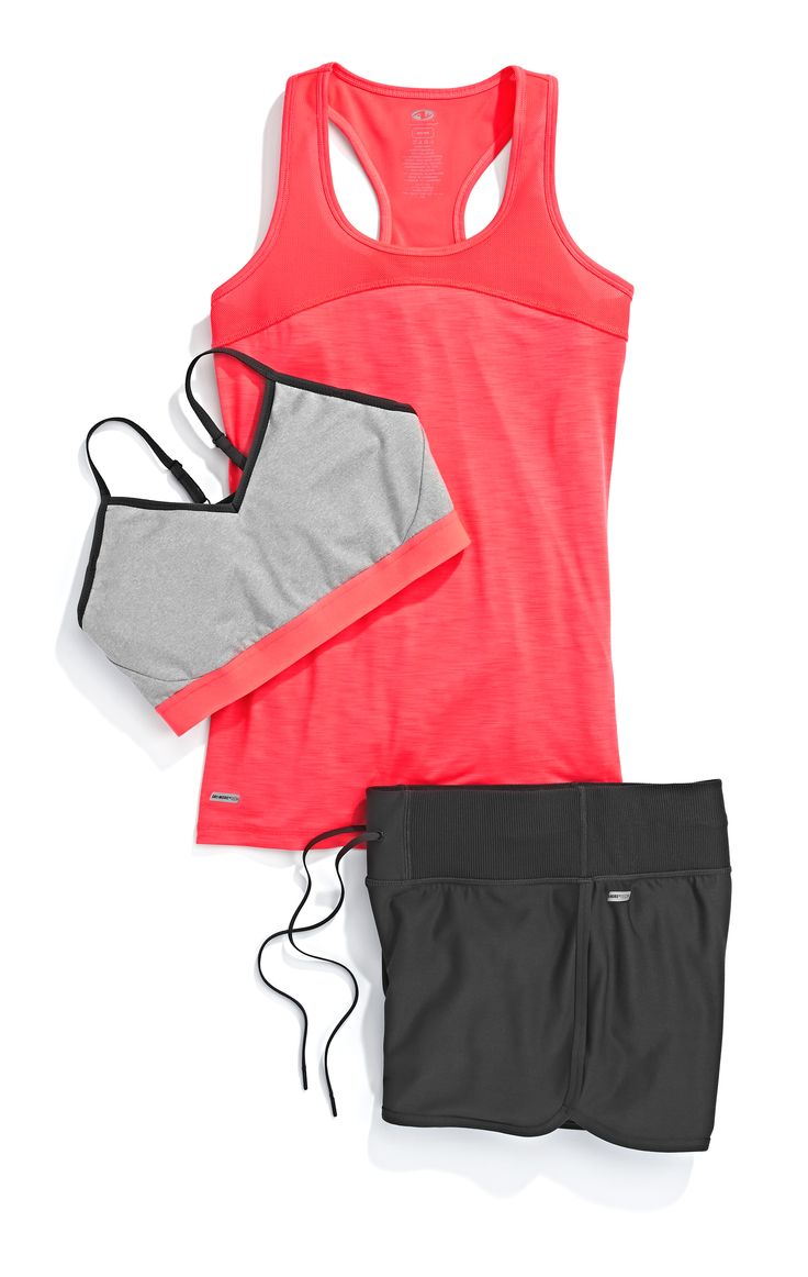 No matter how you choose to sweat, these Athletic Works essentials will keep you cool and dry. #fitness #AthleticWorks #workout