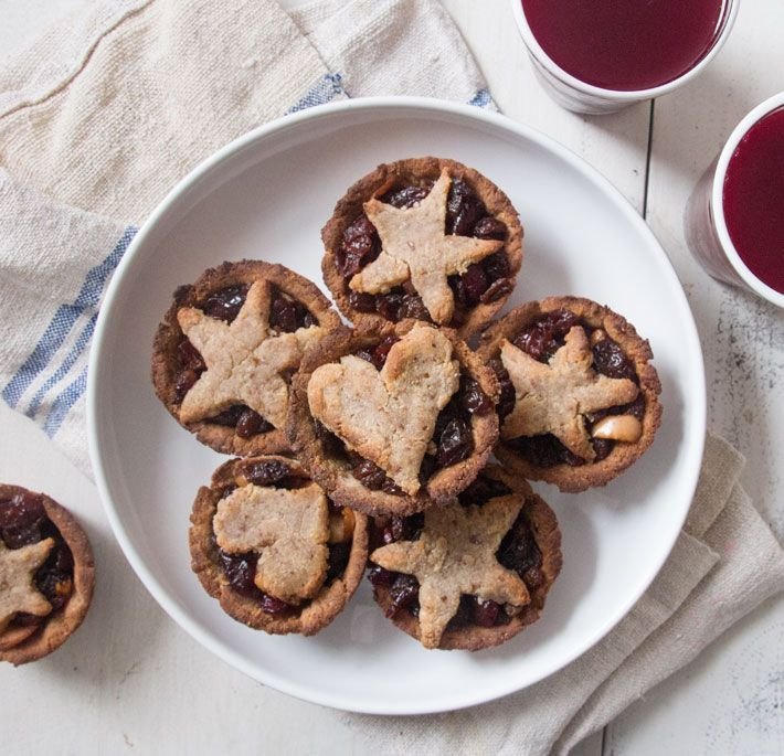 I honestly never thought I could create a recipe for healthy mince pies that would actually work soI am so excited to share this recipe with you, especially as there's an awesome video to go with it so you can follow along! I made the video for Waitrose and when we finished filming everyone gobbled …