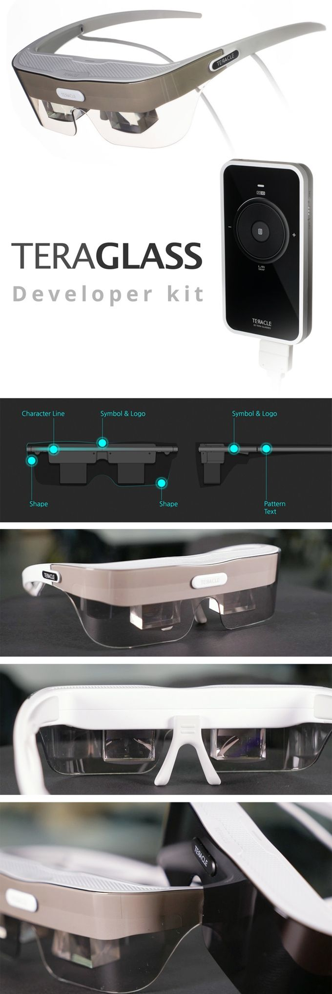 A fully customizable HMD solution (Head Mounted Display) with …   – Wearables