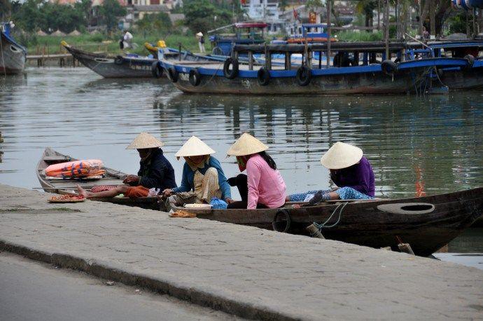 Baie d'Hạ Long, Huê et Hội An