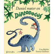 Daniel møter en diplodocus (BOK)