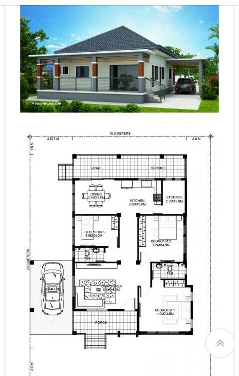 Pin By Garfieldvahl On Trantoak Affordable House Plans My House Plans 30x40 House Plans