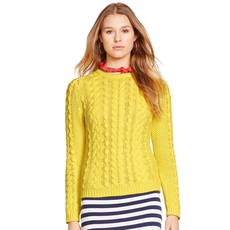yellow-sweater-women