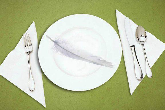 licht verteerbaar voedsel