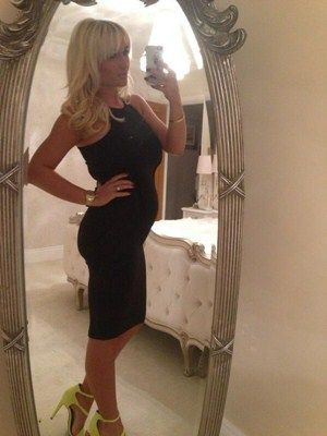 Billie Faiers' 24-weeks pregnant TOWIE maternity style | MadeForMums