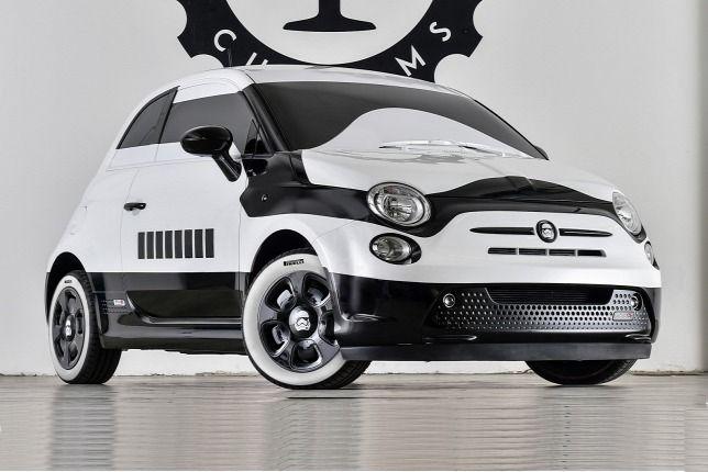 Ezt az Fiatot Darth Vader is szívesen vezetné