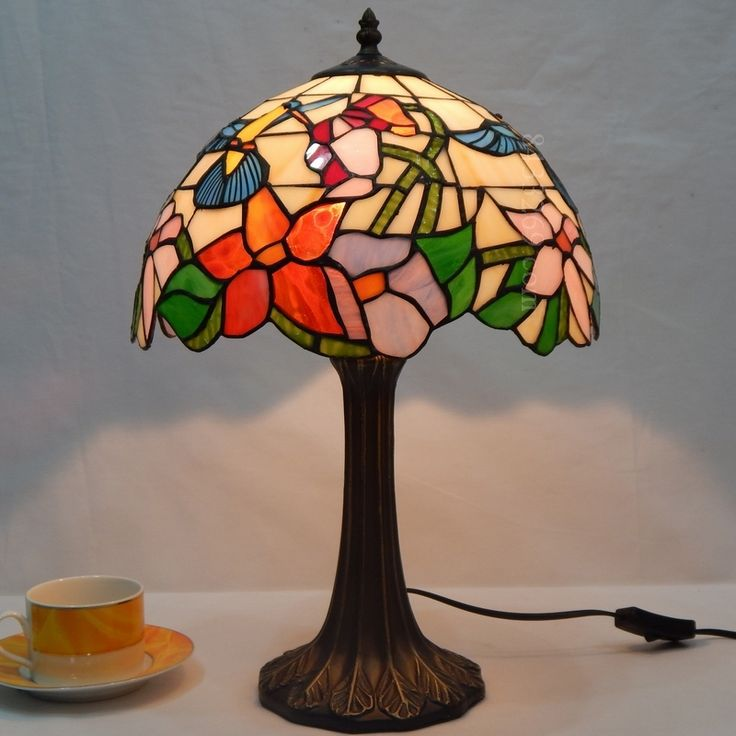 111 best Humming Bird Tiffany Lamps images on Pinterest ...