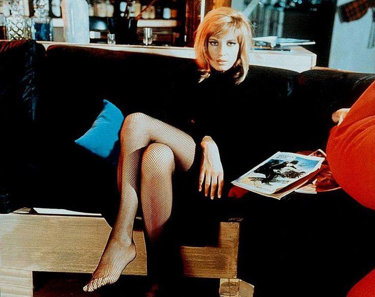 Monica Vitti Modesty Blaise (1966).
