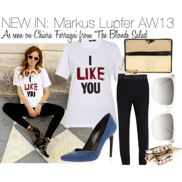 """""""I Like You, Markus Lupfer."""" by boutique1 on Polyvore"""